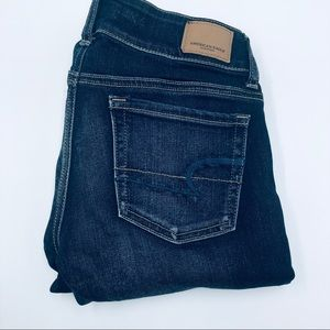 NWT American Eagle Flare Super Stretch Jeans, EUC